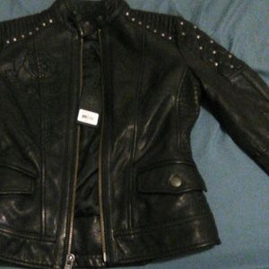 Affliction Limited Edition Leather Jacket